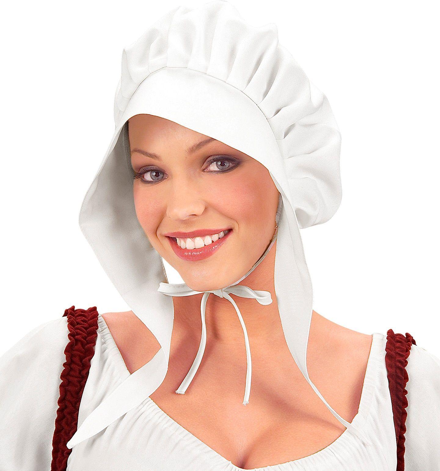 Middeleeuwse bonnet