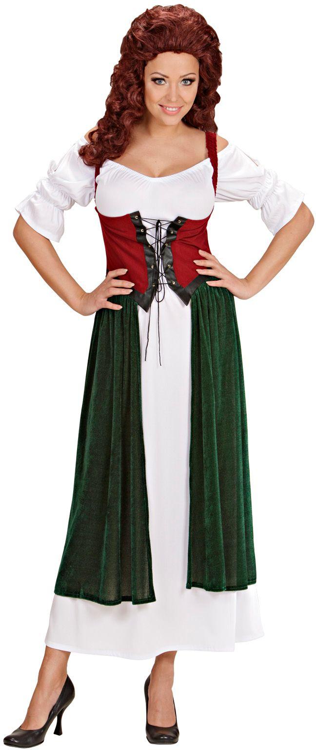 Middeleeuwse jonkvrouw