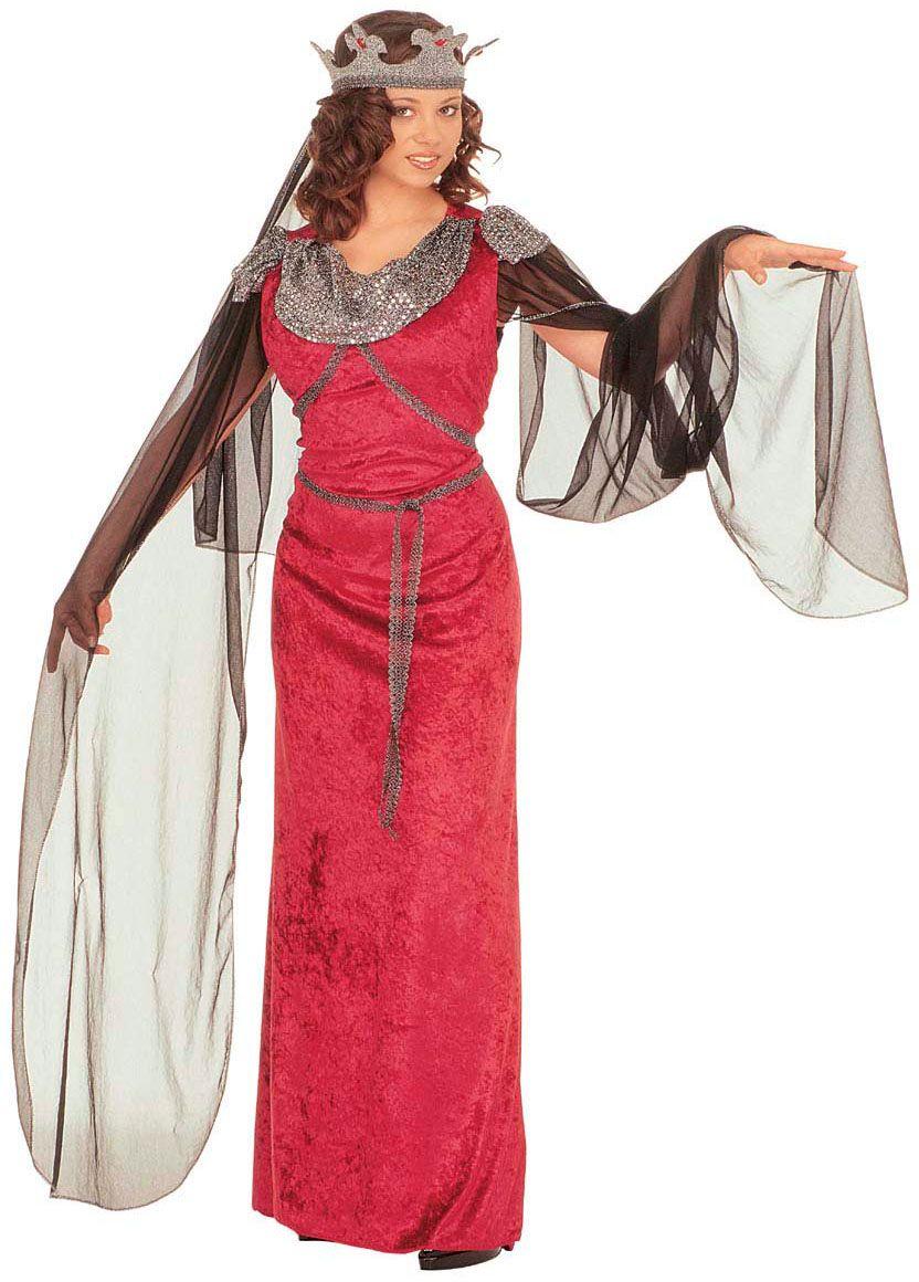 Middeleeuwse jurk dames