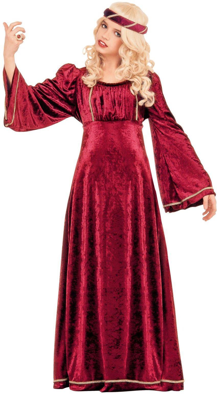 Middeleeuwse jurk kind