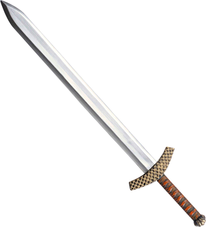 Middeleeuwse krijger zwaard