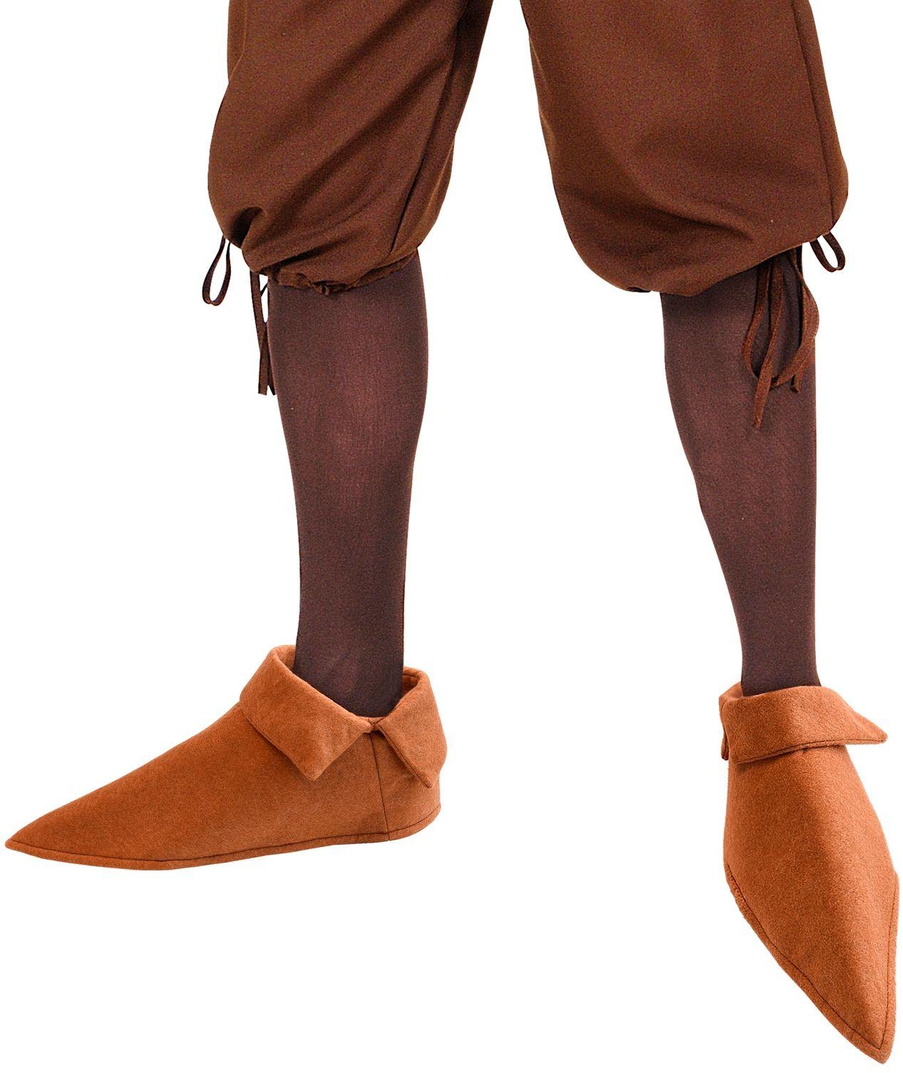 Middeleeuwse schoenovertrekken