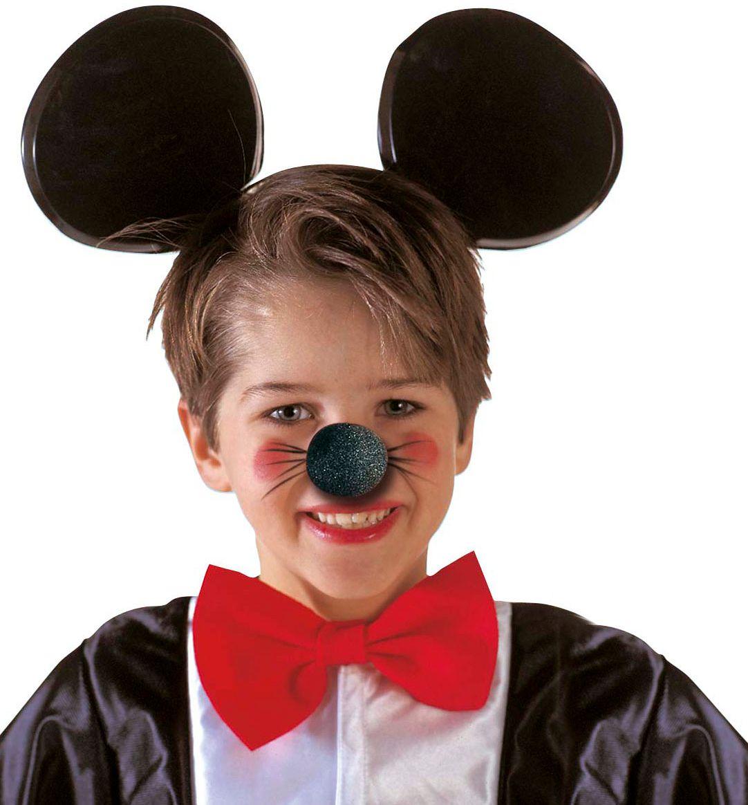 Minnie Mouse neus
