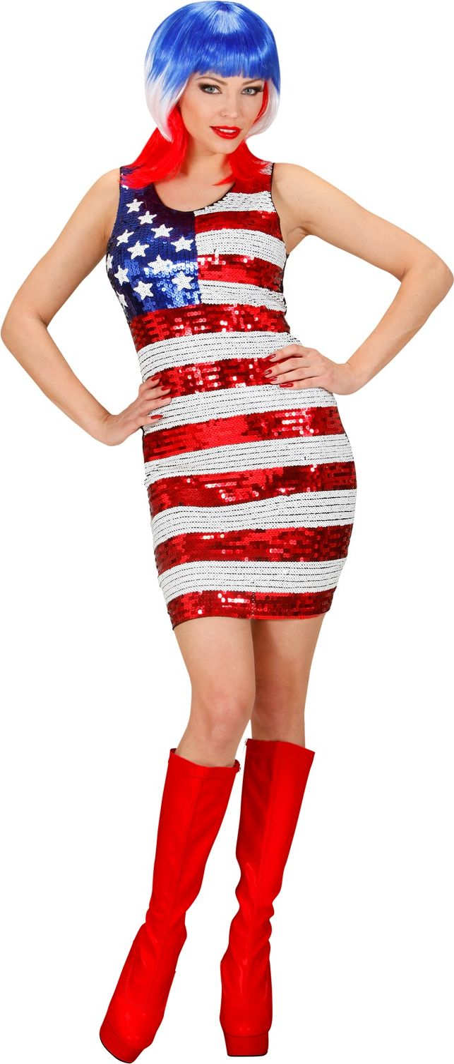 Miss USA kostuum