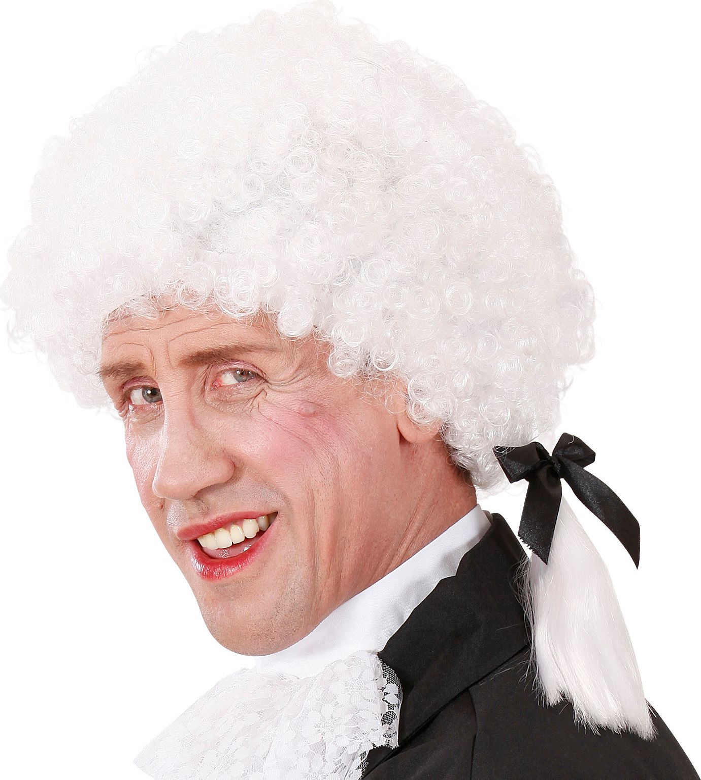 Mozart pruik