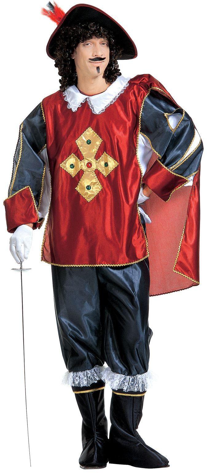 Musketier kleding