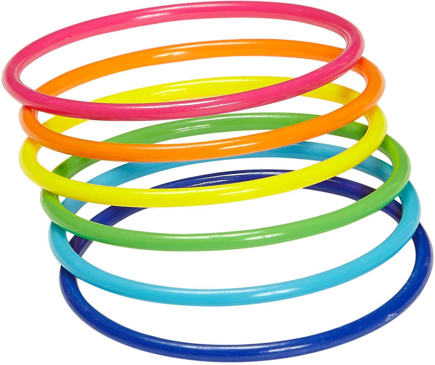Neon armbanden 18 stuks