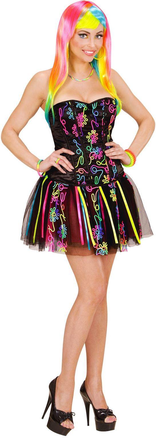 Neon fantasy girl pakje