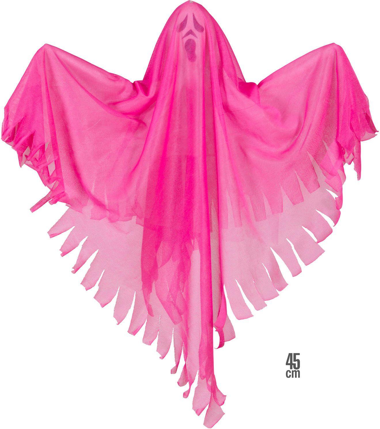 Neon spook roze