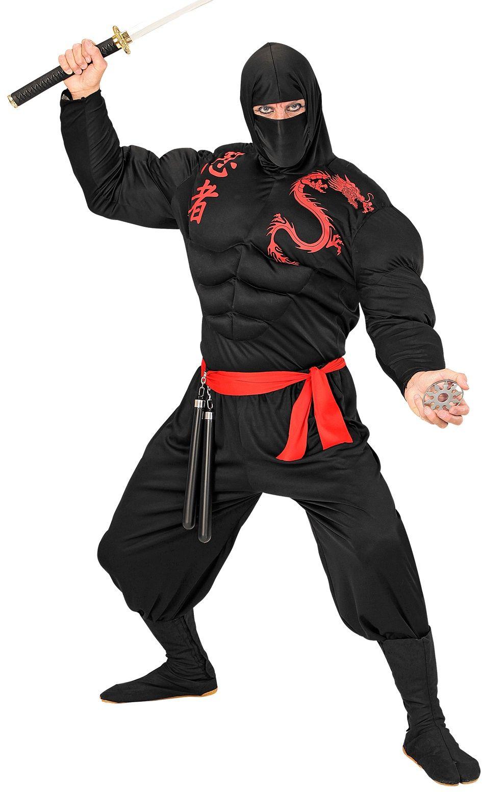 Ninja kleding