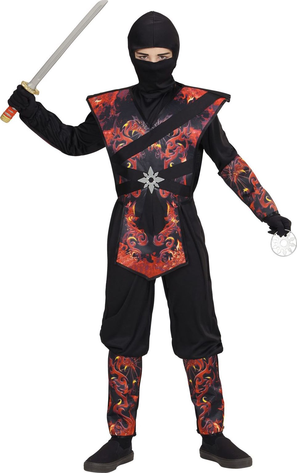 Ninja outfit kind