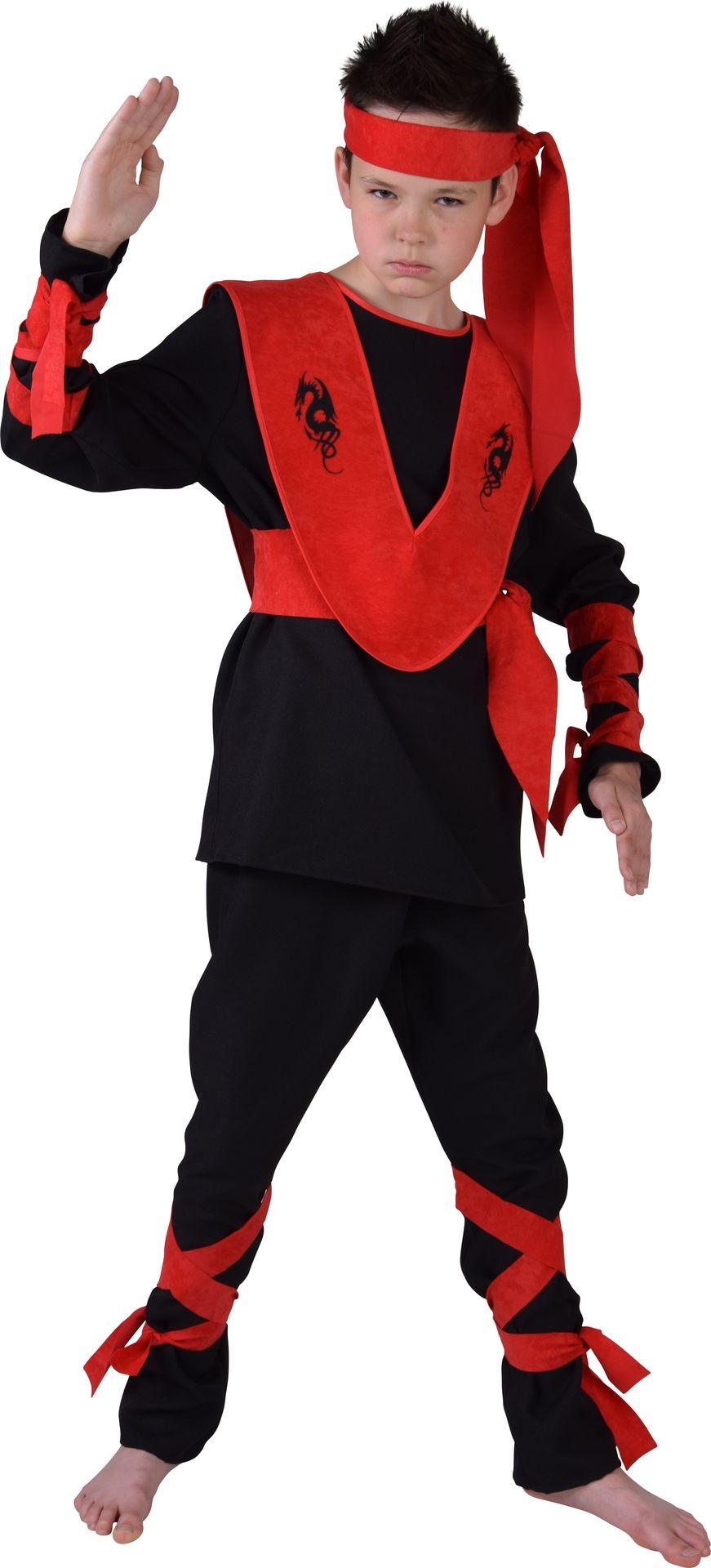 Ninja pak draken jongen/meisje