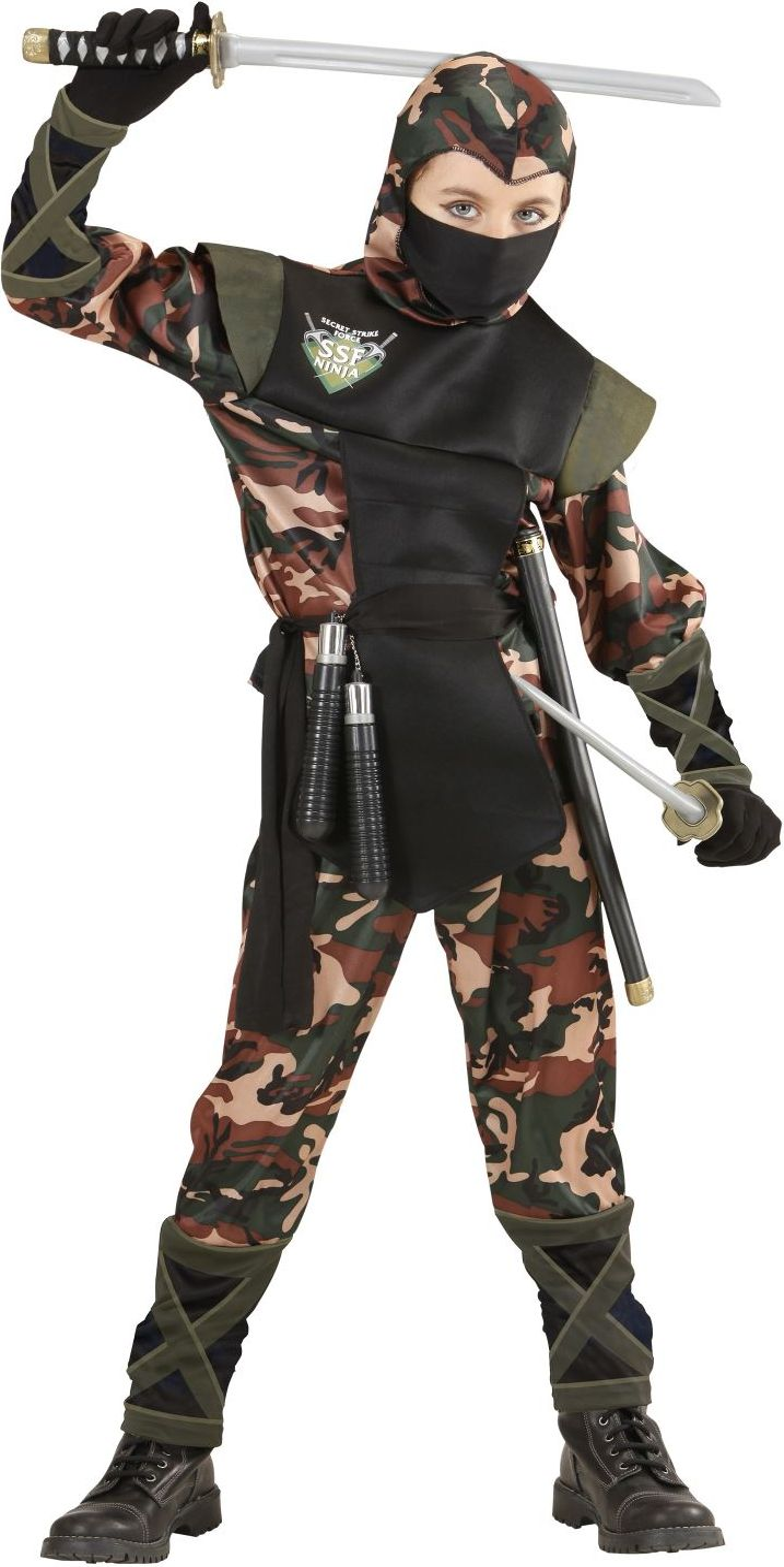 Ninja pak kind camouflage
