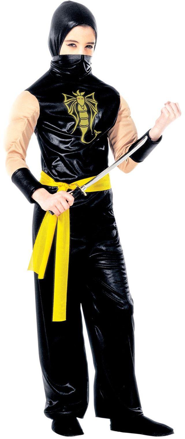 Ninja verkleedpak