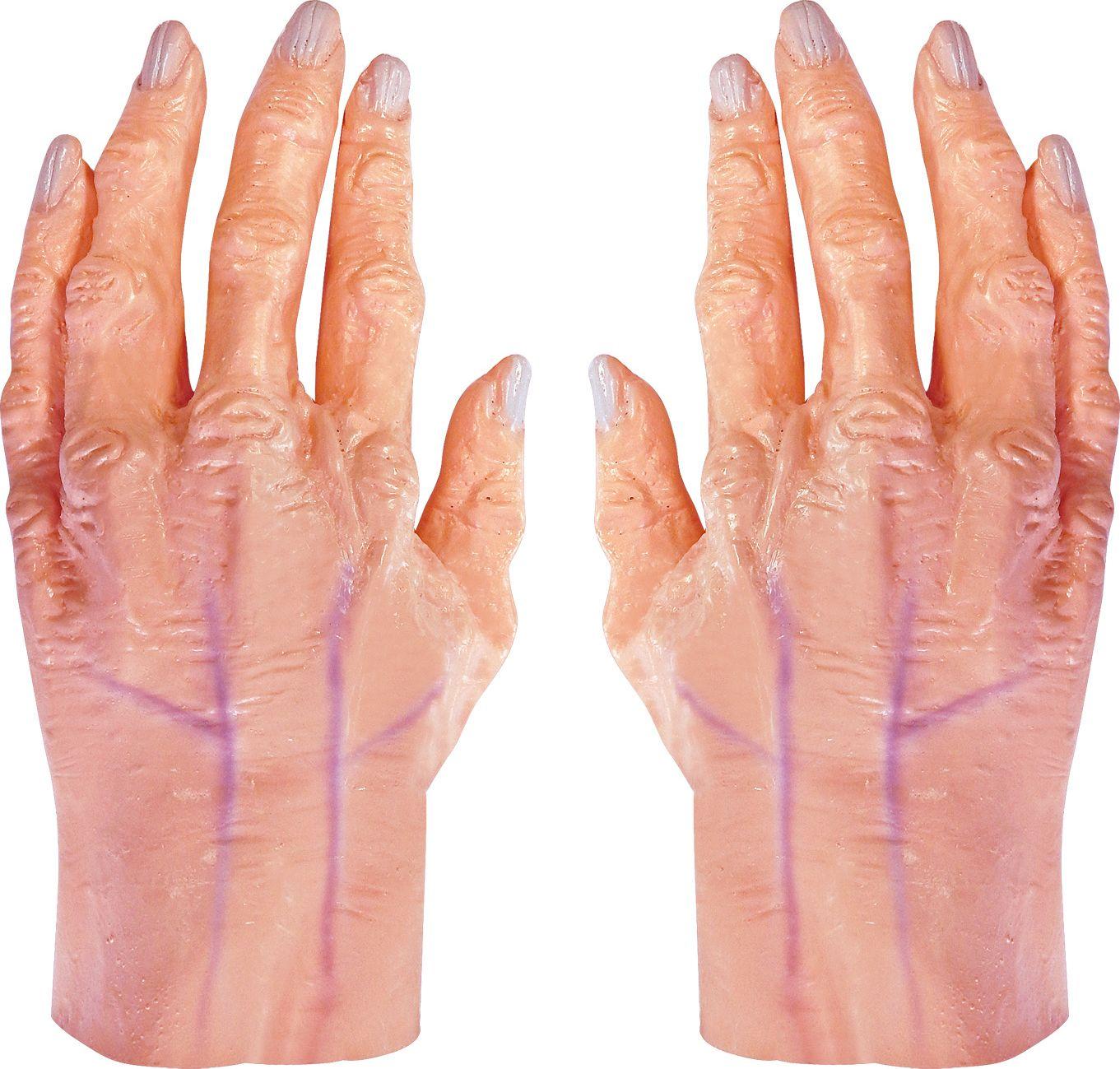 Opa handen