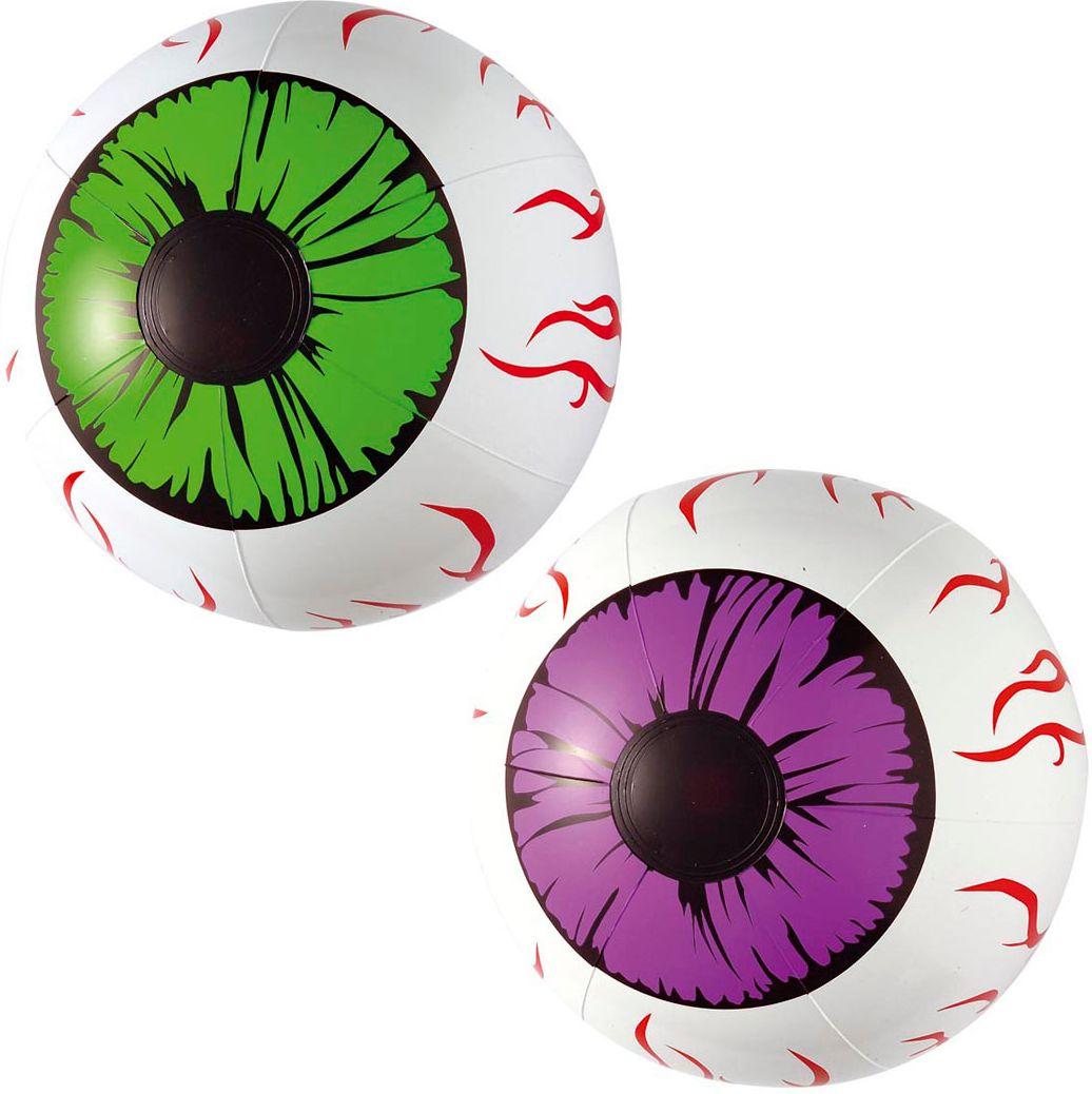 Opblaasbare ogen set 2 stuks