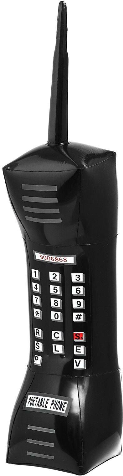 Opblaasbare telefoontoestel