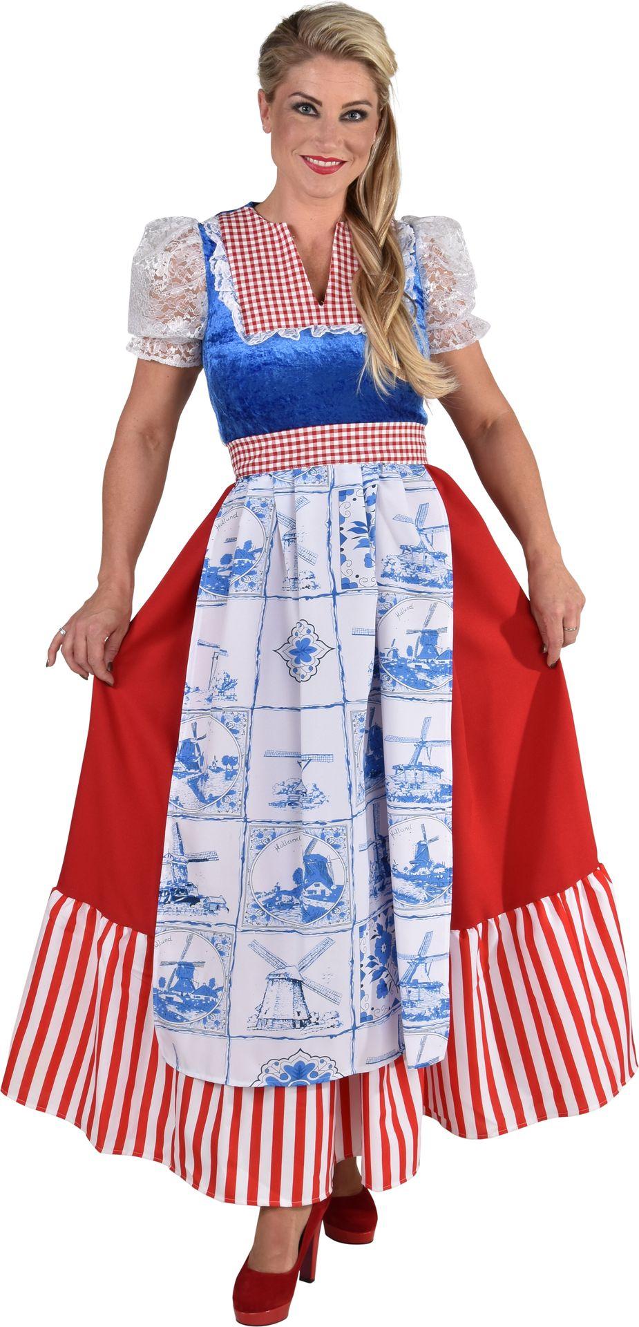 Oud-hollands jurkje vrouwen
