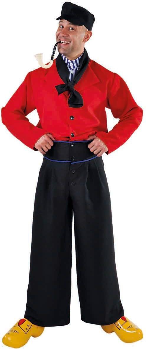 Oud-hollands kostuum heren