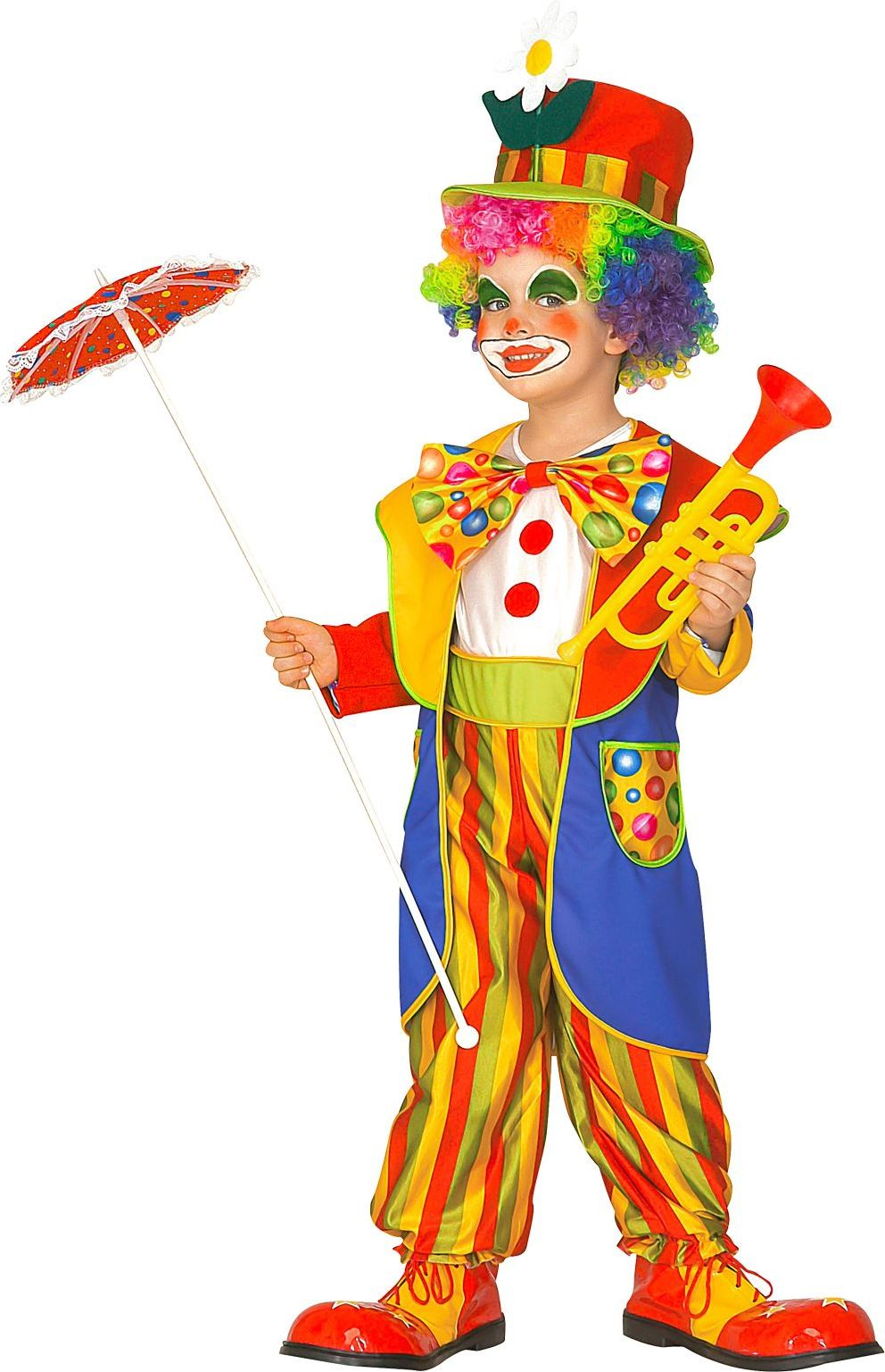 Outfit clown kind