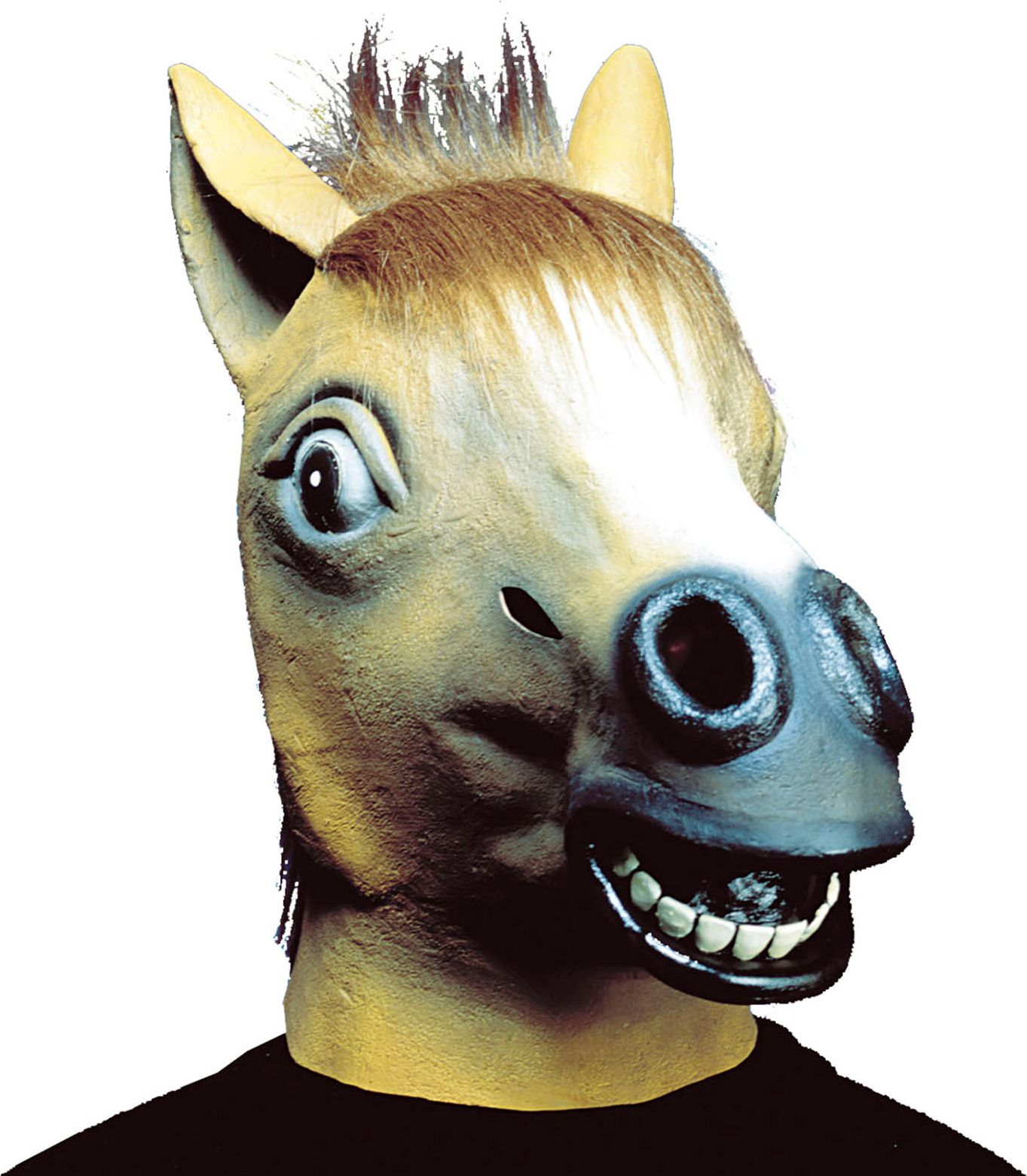 Paardenhoofd masker