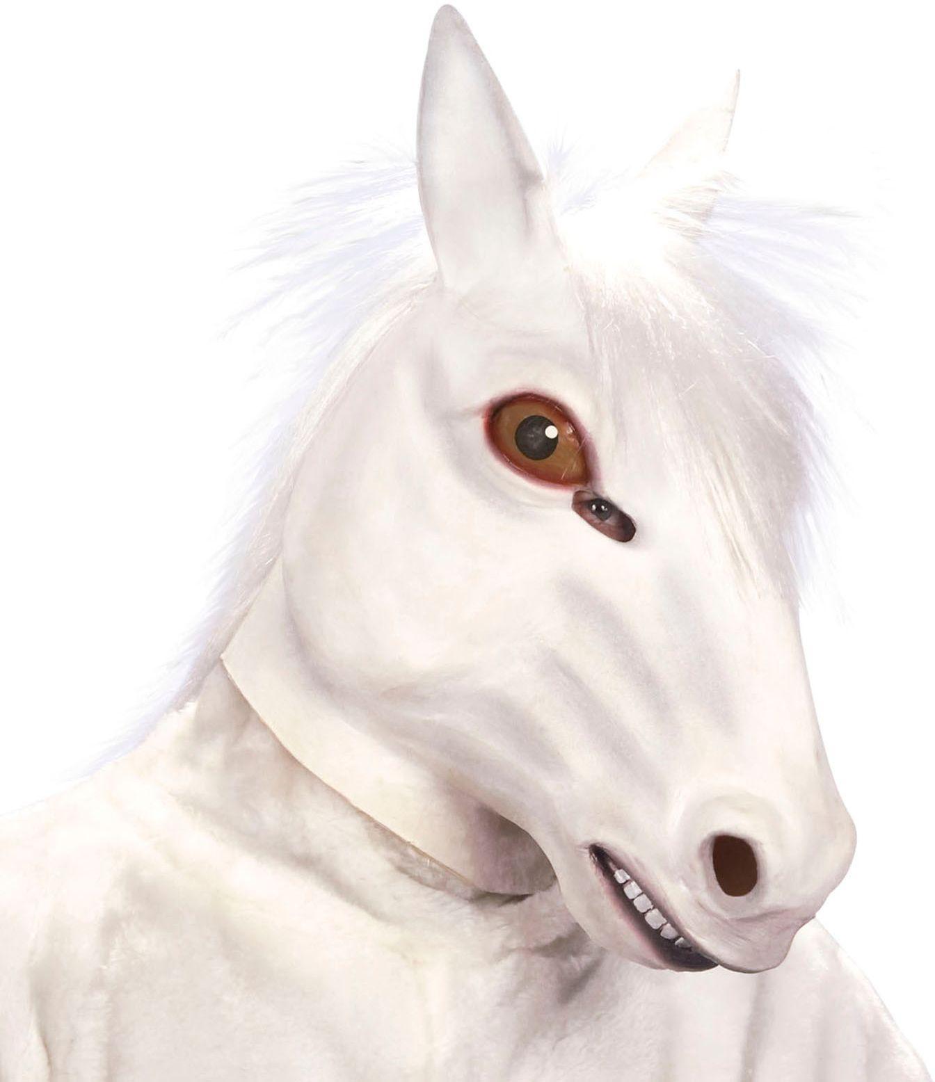 Paardenkop masker