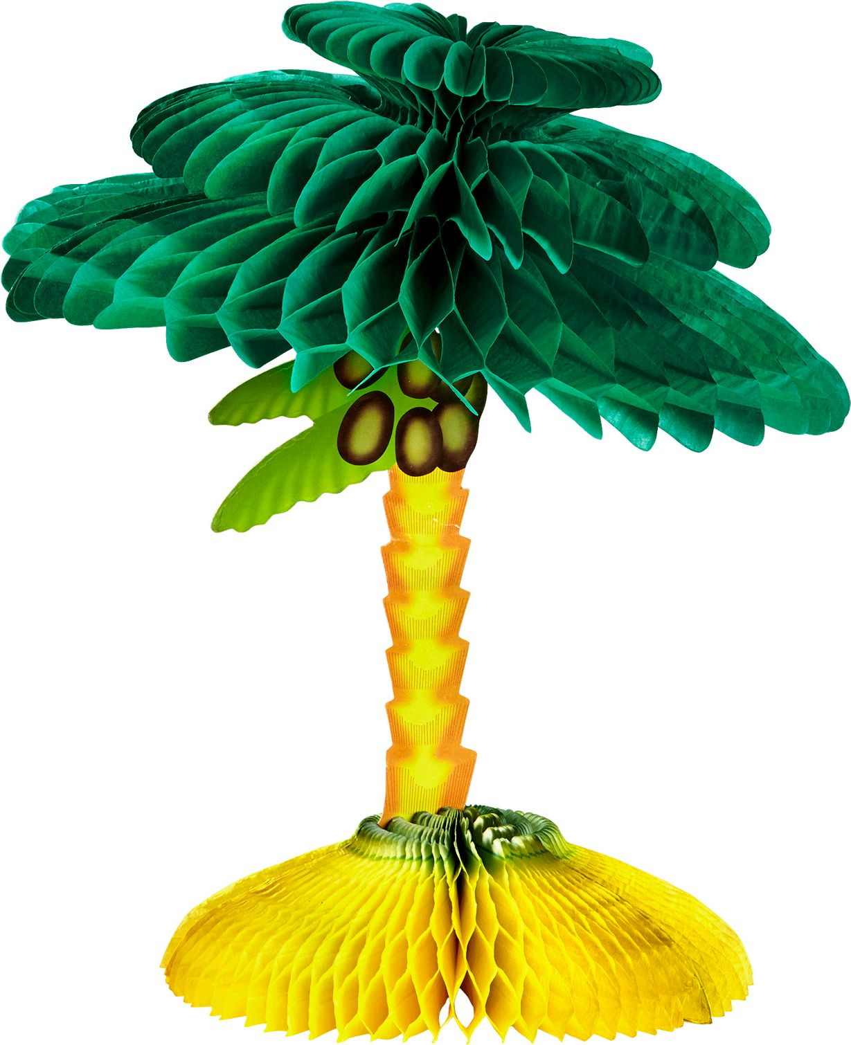 Palmboom decoratie