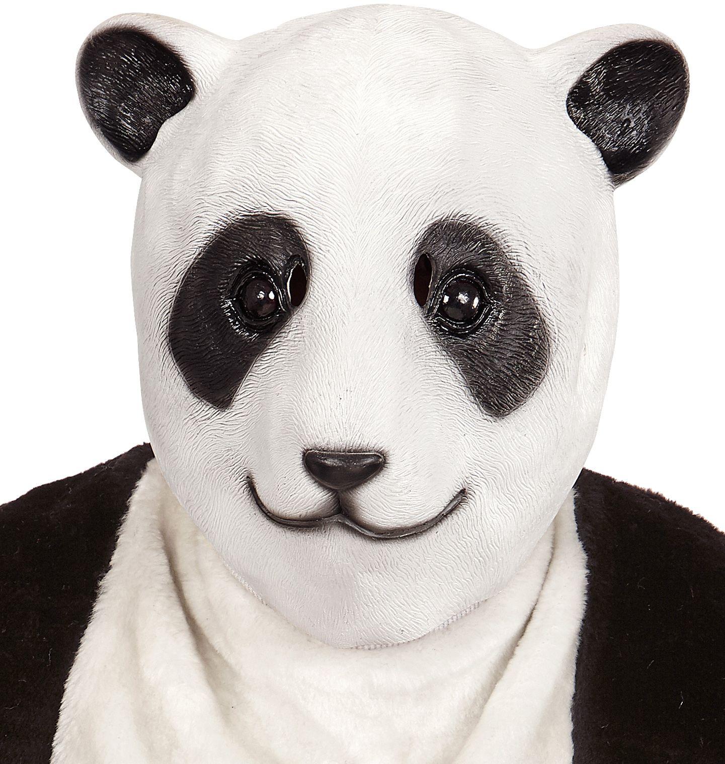 Panda beer masker
