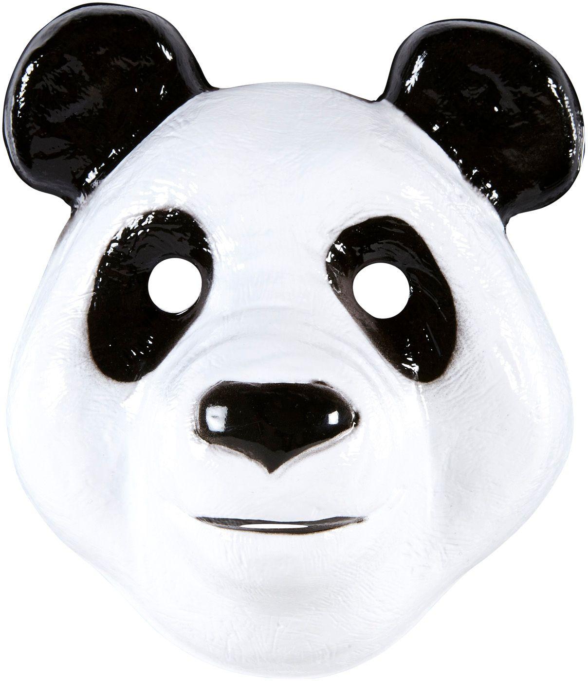 Panda masker kind pvc