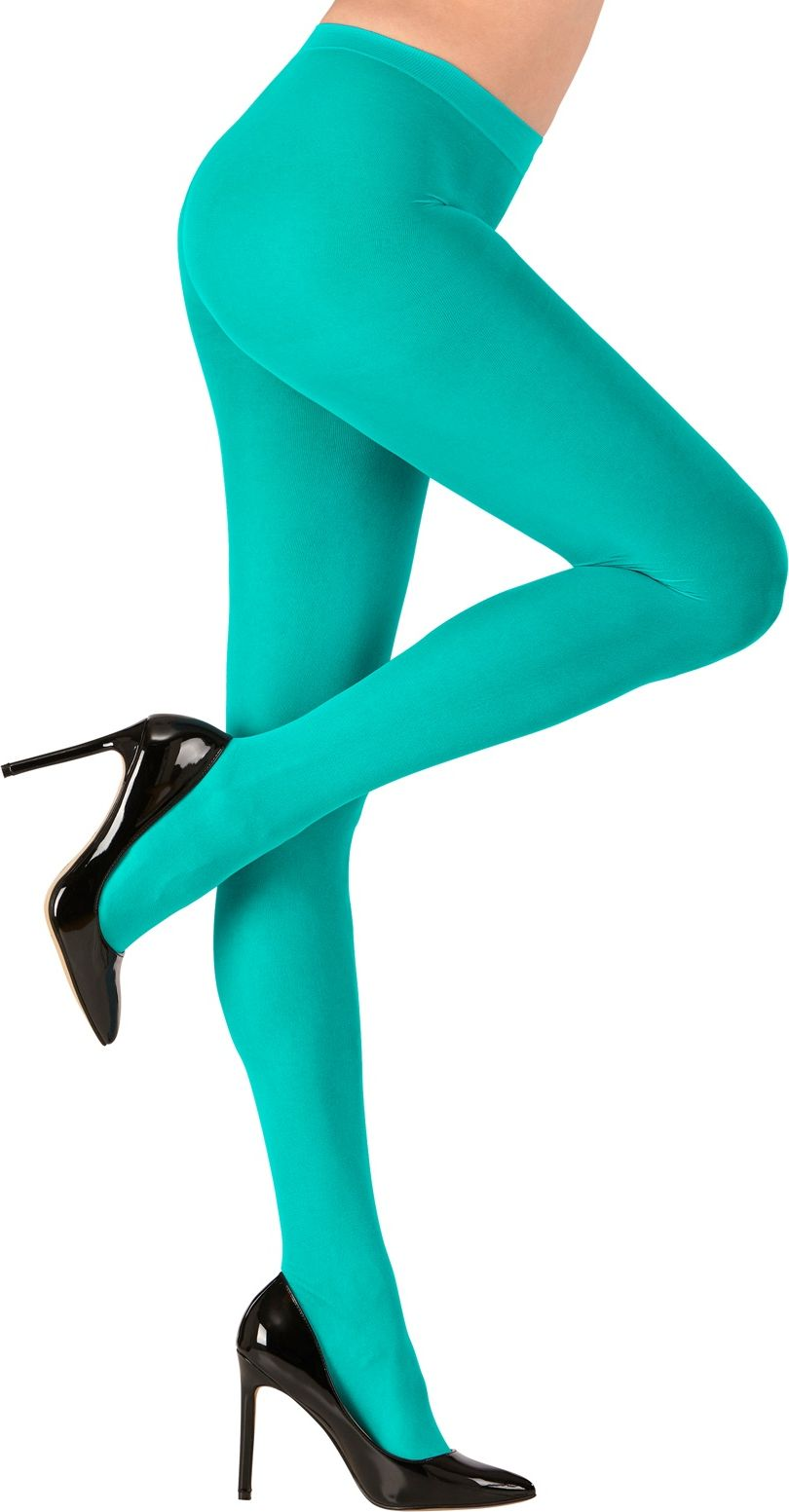 Panty turquoise