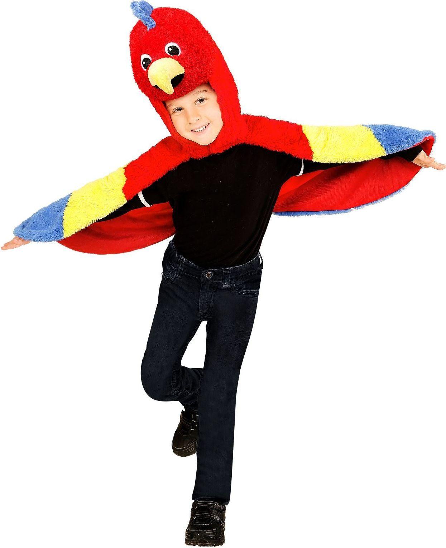Papegaai cape kind