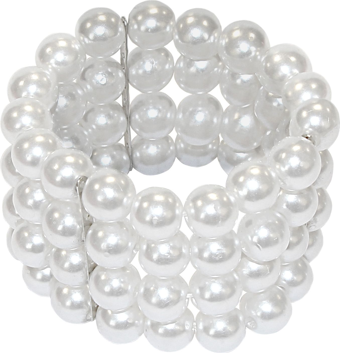 Parel armband luxe vrouwen