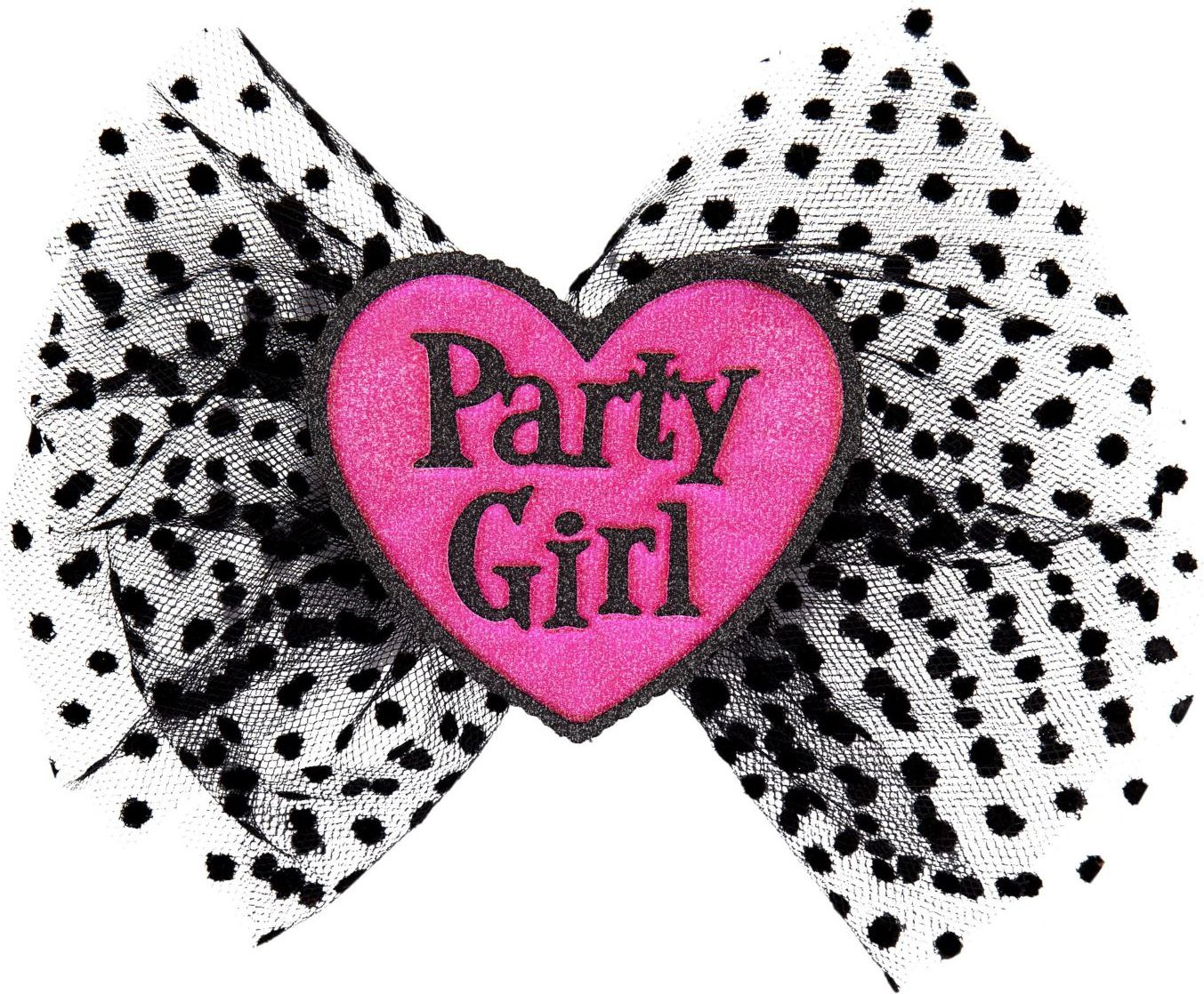 Party girl haarspeld
