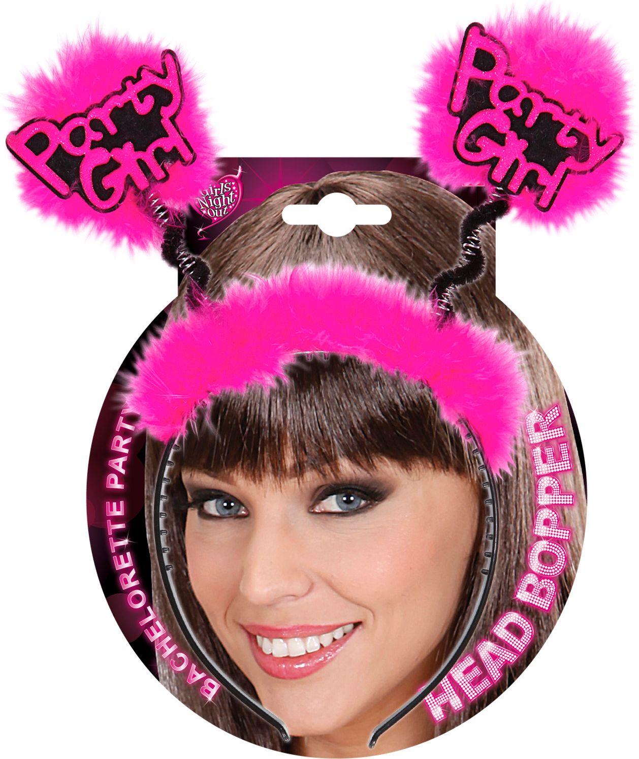 Party girl hoofdband