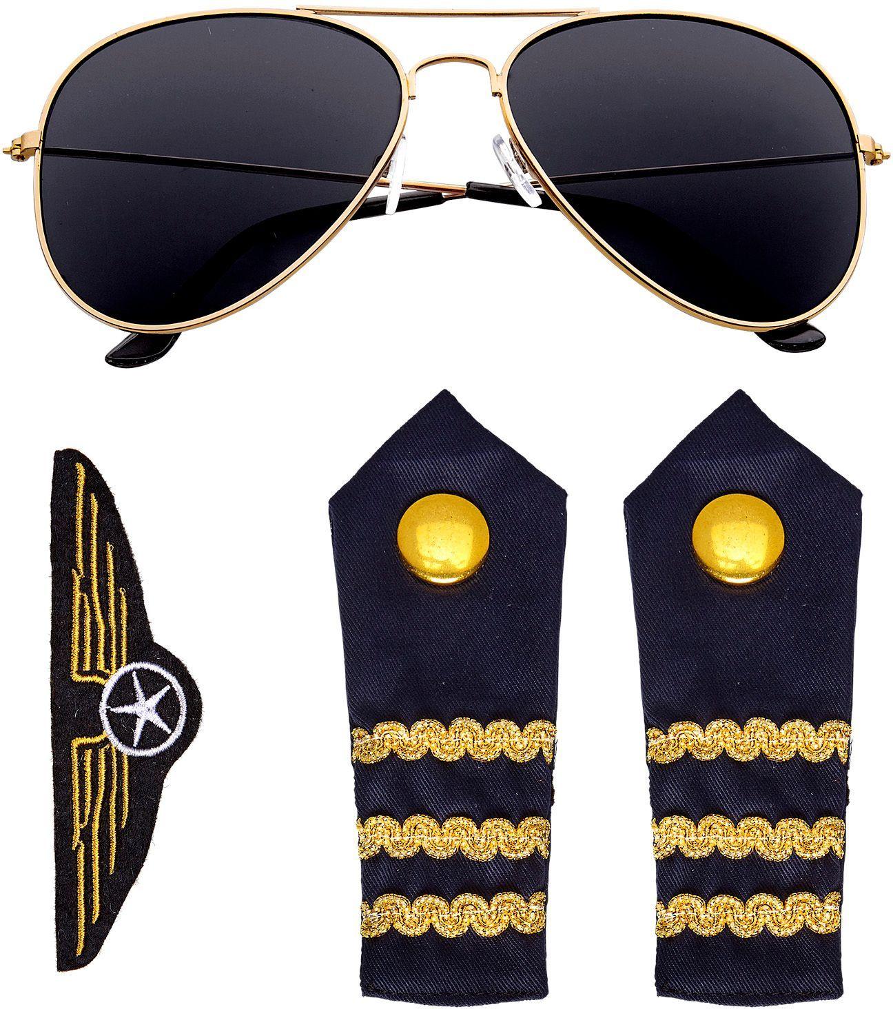 Piloot accessoires set