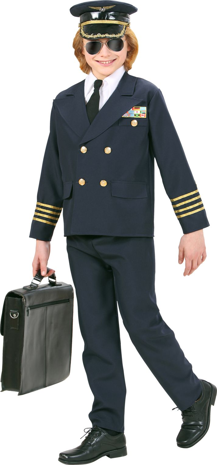 Pilotenpak kind