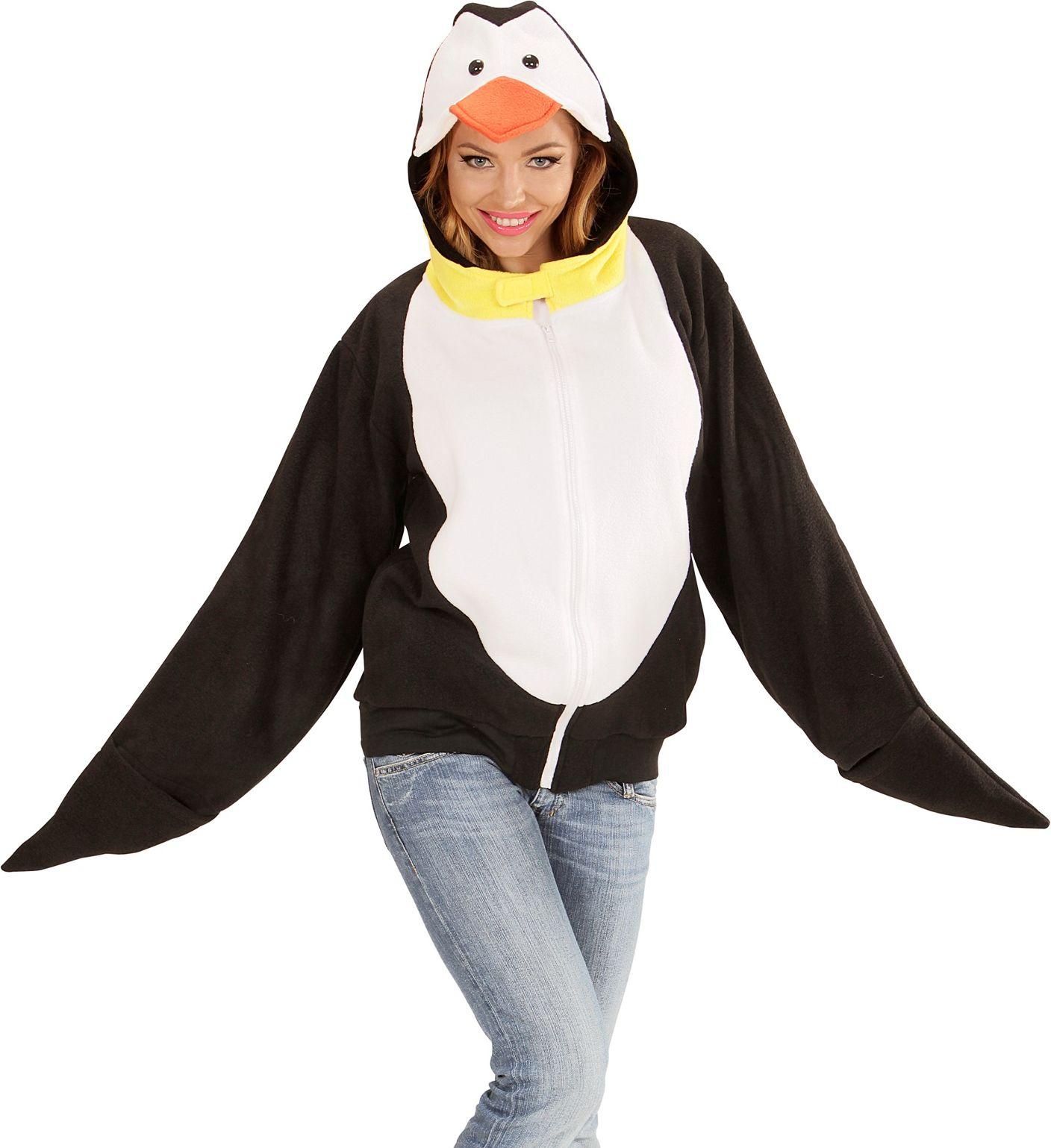 Pinguïn kostuum