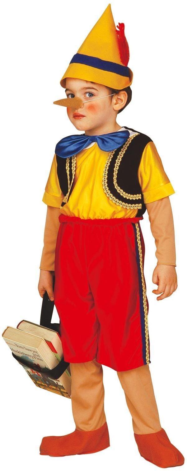 Pinokkio kostuum jongens