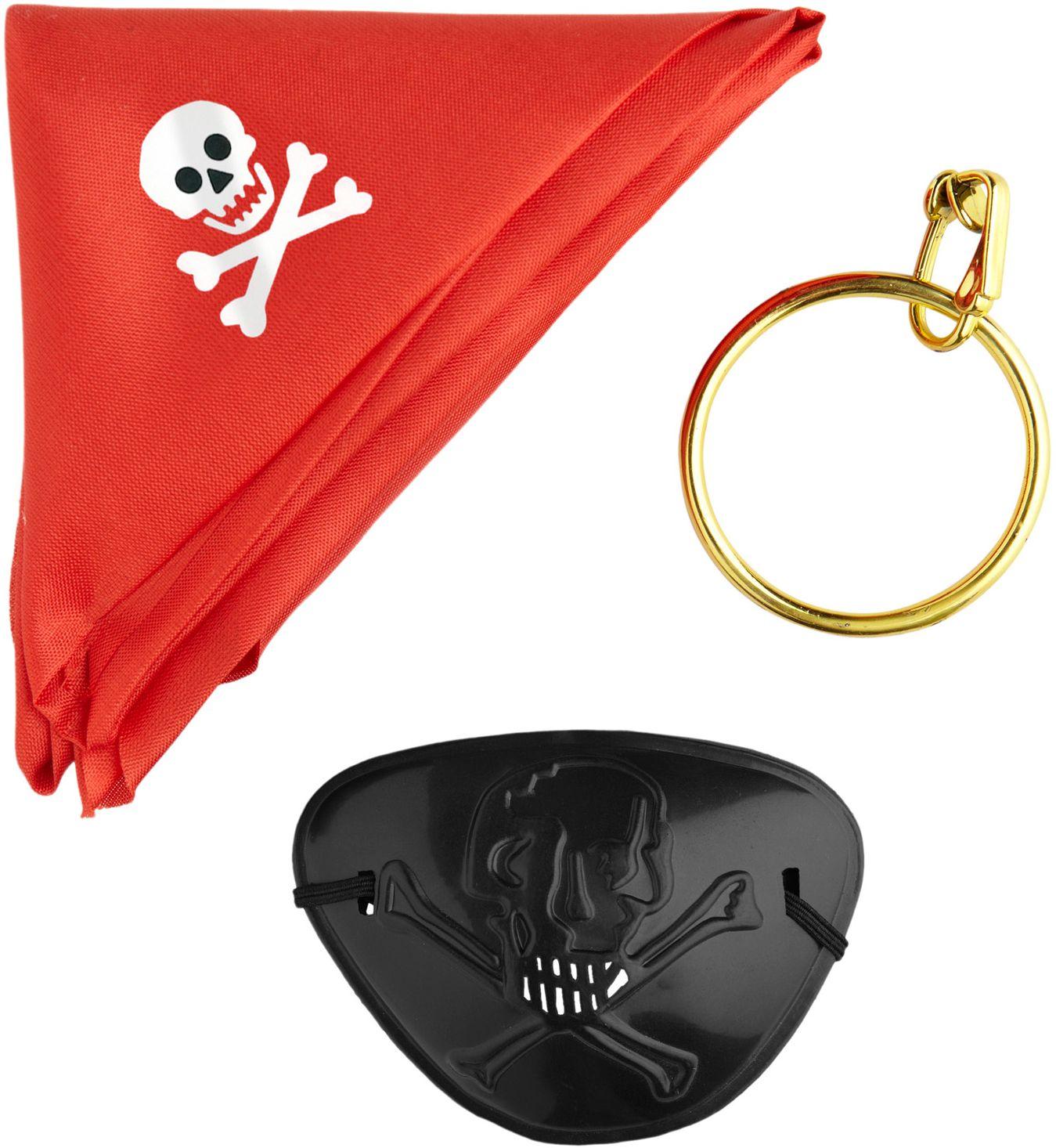 Piraat accessoires set