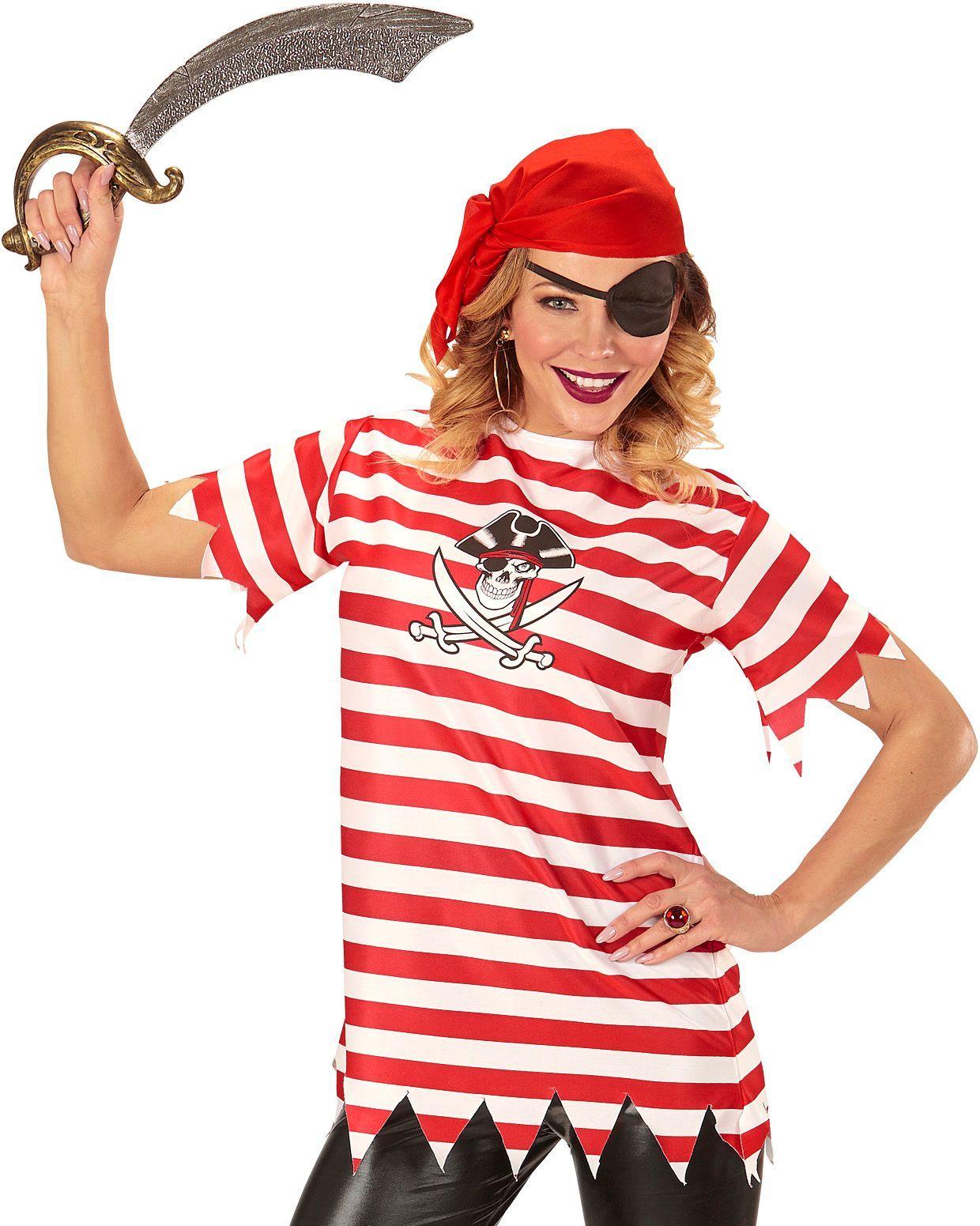 Piraat carnaval dames