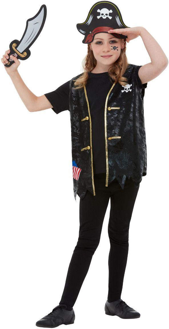 Super Piraat kostuum kind - Feestkleding.nl KB-38