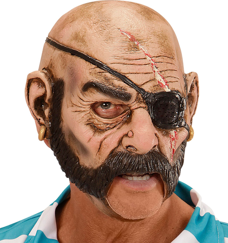Piraat masker kind