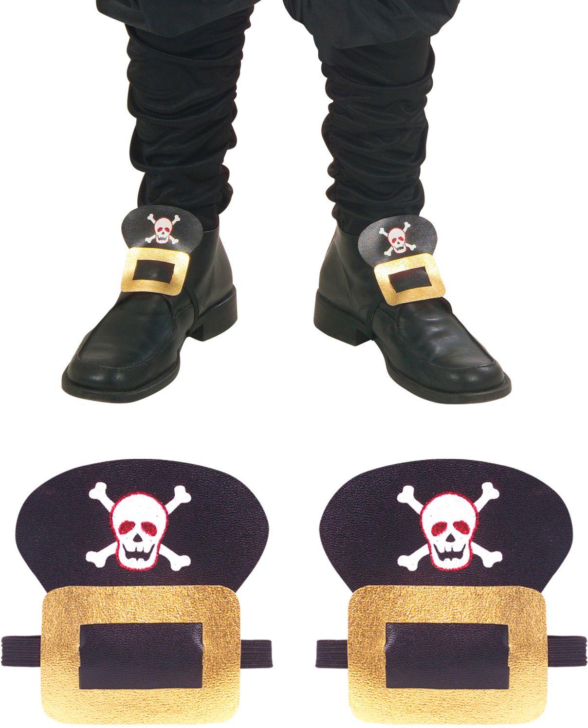 Piraat schoengespen