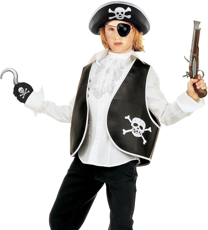 Piraten accessoires set kind