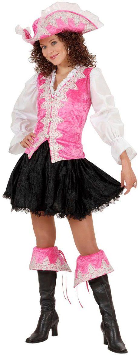 Piraten carnaval dames
