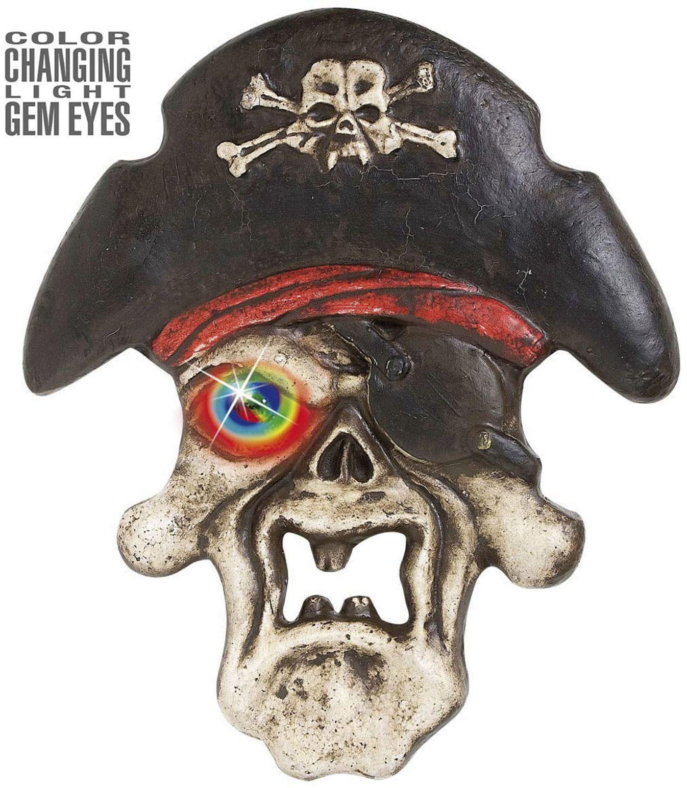 Piraten doodshoofd