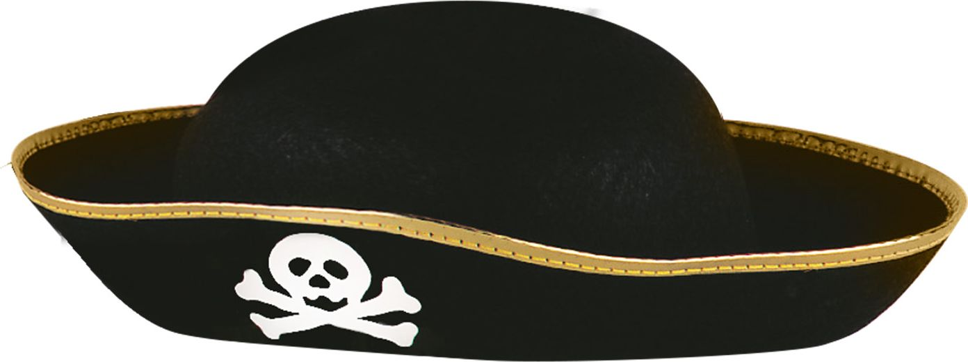 Piraten hoed kind