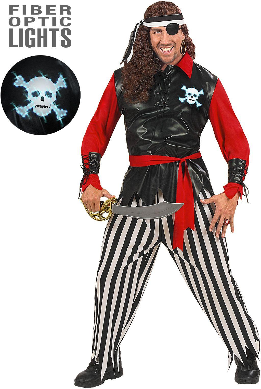 Piraten kostuum carnaval
