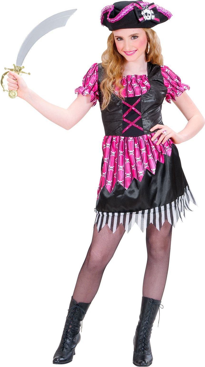 Piraten kostuum meisjes