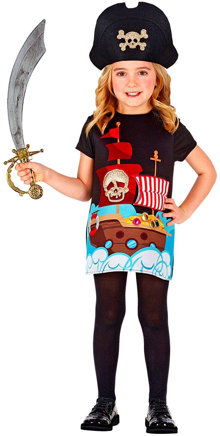 Piraten outfit meisjes